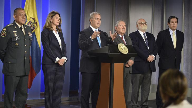 Se crea comisión para analizar operaciones militares tras denuncia del NYT