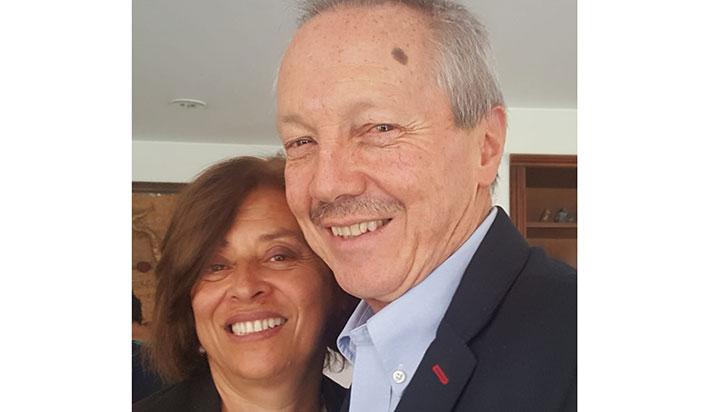 Me encontré en la vida con… María Elena López Jordán