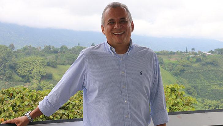 """""""Quiero llegar a ser uno de los mejores alcaldes que ha tenido Armenia"""": José Manuel Ríos"""