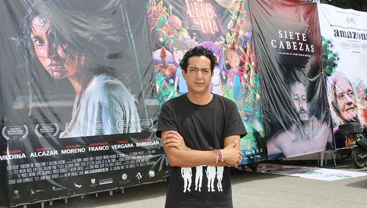 'Soberanía audiovisual', lema del Festival de Cine en Las Montañas
