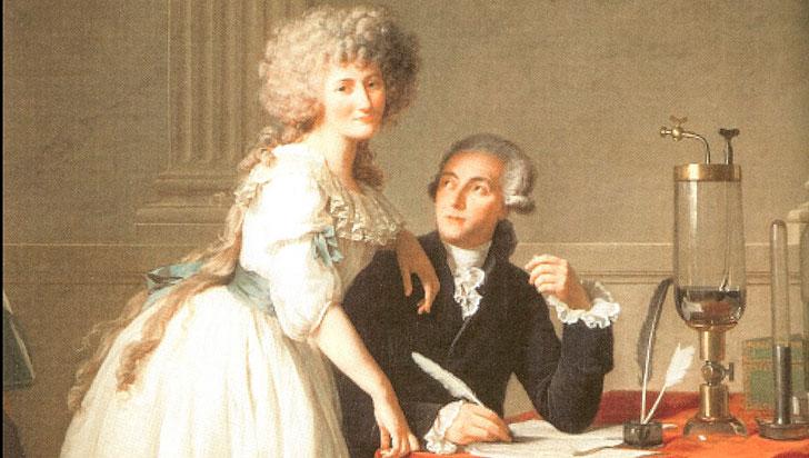 Lavoisier, otra víctima de la intolerancia
