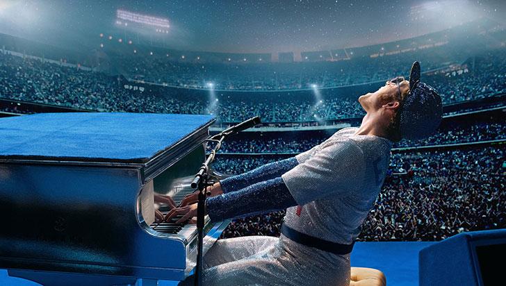 Rocketman:  Elton John según Elton John