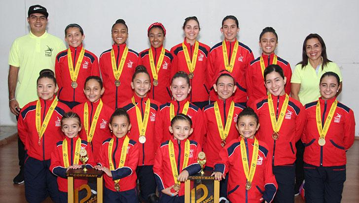 La Magia de Danzar, con dos equipos en el mundial de Orlando