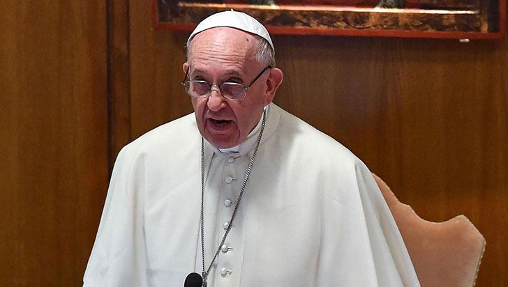 """Según el papa, """"la eutanasia y suicidio asistido son una derrota para todos"""""""