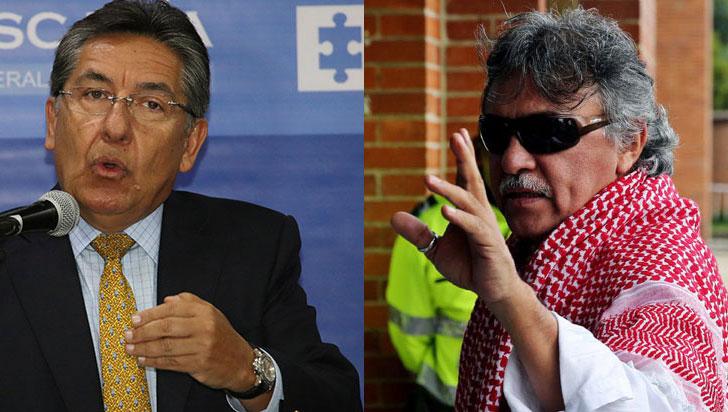 Iván Cepeda y Antonio Sanguino denunciarán penalmente a exfiscal y DEA por caso Santrich