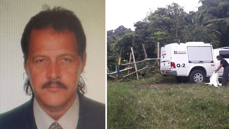 Iván Muñoz, identidad de cadáver hallado en el río Quindío