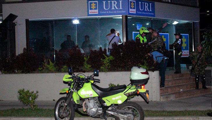 Autoridades capturaron a nueve personas en El Caimo, tres de ellas policías