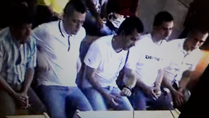 Condenados cinco integrantes de la banda 'Los Girasoles'