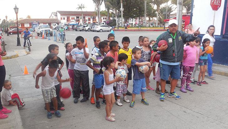 Escuela de atletismo, 26 años de formación en el 'Municipio Padre'