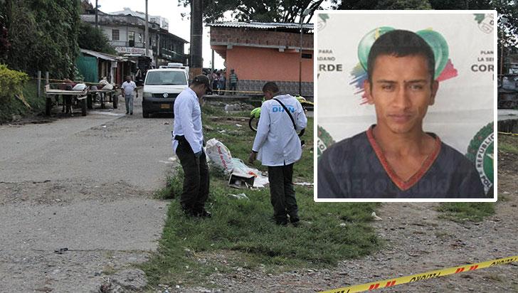 Asesinado un hombre en el barrio Buenos Aires de Quimbaya