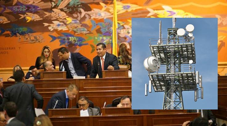Cámara de Representantes aprobó proyecto de ley para reformar las TICs