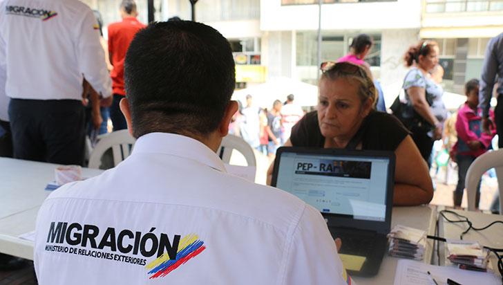 590 menores venezolanos están matriculados en colegios de Armenia