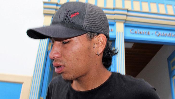 El Caleño aceptó que intentó asesinar a adolescente en Calarcá