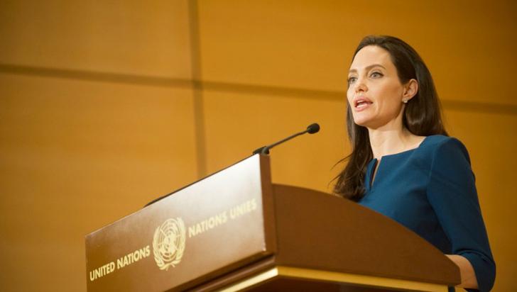 Angelina Jolie visitará la frontera de Colombia con Venezuela