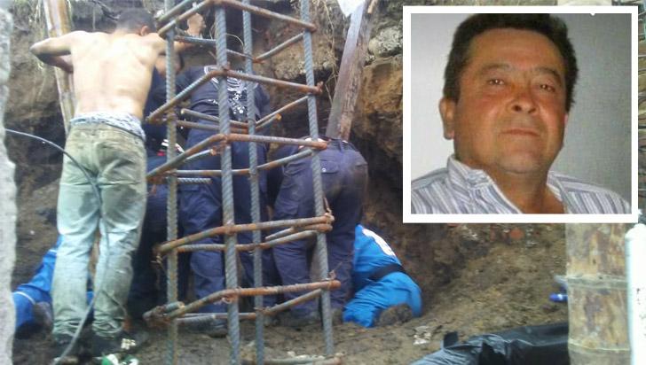 Falleció hombre que fue rescatado con vida de un derrumbe en Calarcá