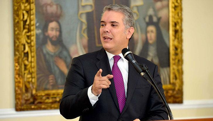 Presidente Duque viaja este domingo a Argentina en visita oficial
