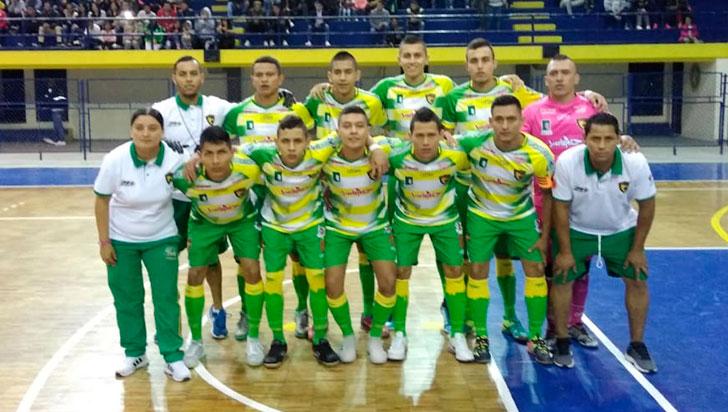 Tigres perdió y sigue sin sumar en la Liga Futsal