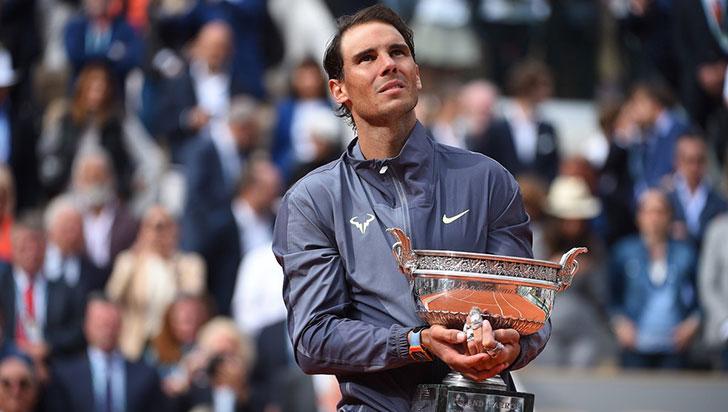 Rafael Nadal conquistó su duodécimo título de Roland Garros