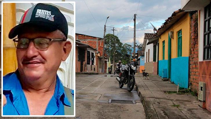 Hombre de 51 años fue asesinado con arma blanca en La Tebaida