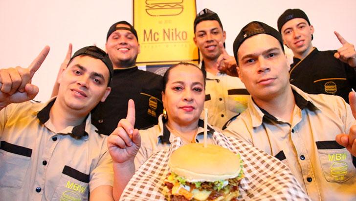 'Máster Evocación', la mejor hamburguesa del Quindío