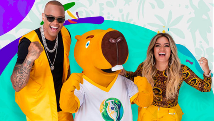 Así suena Vibra Continente, la canción oficial de la Copa América 2019