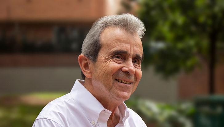 """""""Mi interés es servirle a la ciudad que me ha dado tanto"""": Luis Fernando Jaramillo"""