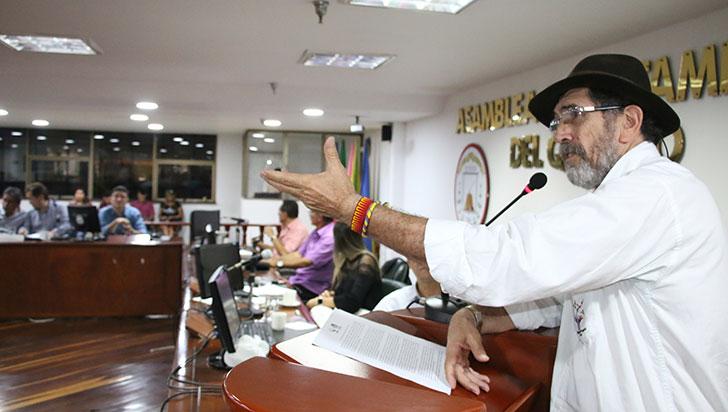 """""""Estamos atravesando una de las peores crisis del café"""": Óscar Gutiérrez"""