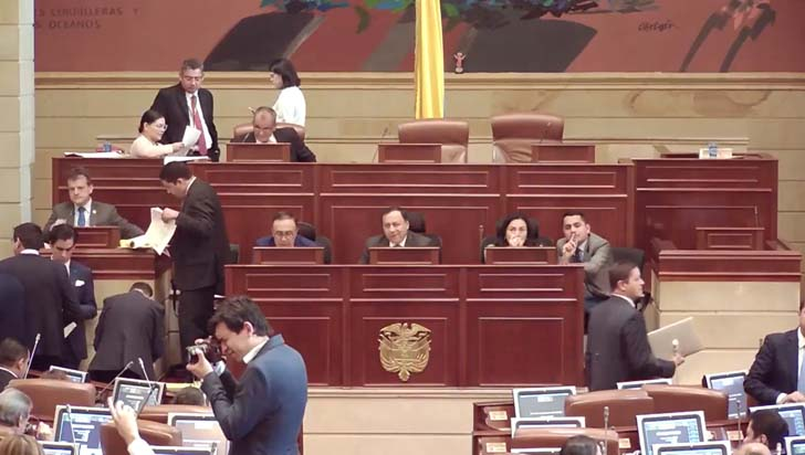 Prohibición del asbesto pasó último debate en la plenaria de la Cámara