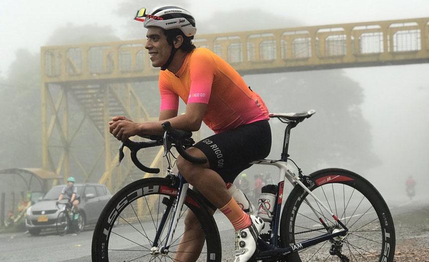 Jarlinson Pantano anunció que se retira del ciclismo tras sanción de la UCI