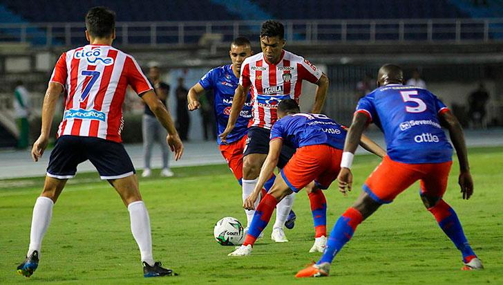En casa prestada, Pasto buscará ganar la Liga Águila I ante Junior