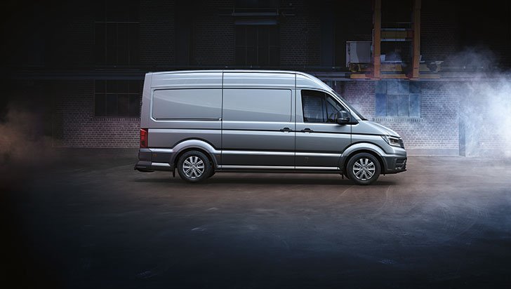 """""""La cuarta generación de la van Crafter, amable con el ambiente"""": Volkswagen"""