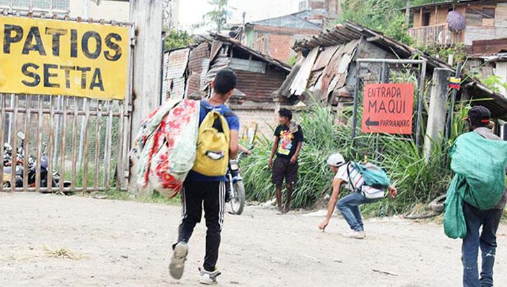 """""""Habitante de calle, un tema neurálgico y de preocupación"""": secretaría de Desarrollo Social"""