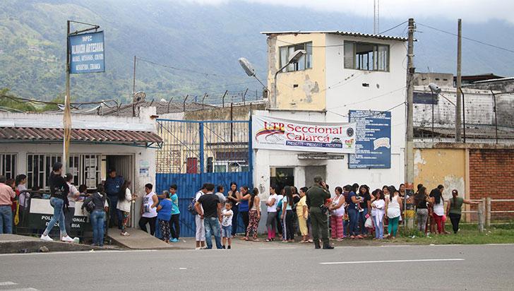 Menos criminales en la cárcel, estrategia para combatir hacinamiento