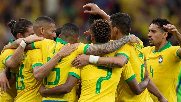 Sin Neymar, Brasil es candidata a ganar la Copa América 2019