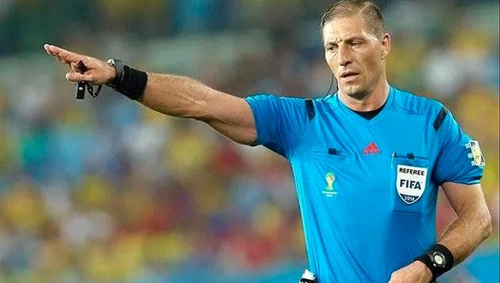 Néstor Pitana abrirá como árbitro central la Copa América 2019
