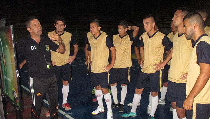 Orlando Osorio dejó de ser el DT de Tigres del Quindío
