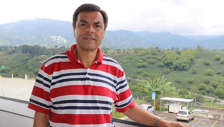 """""""Tengo el departamento en la cabeza y sé cómo lo podemos sacar adelante"""": Javier Ramírez"""