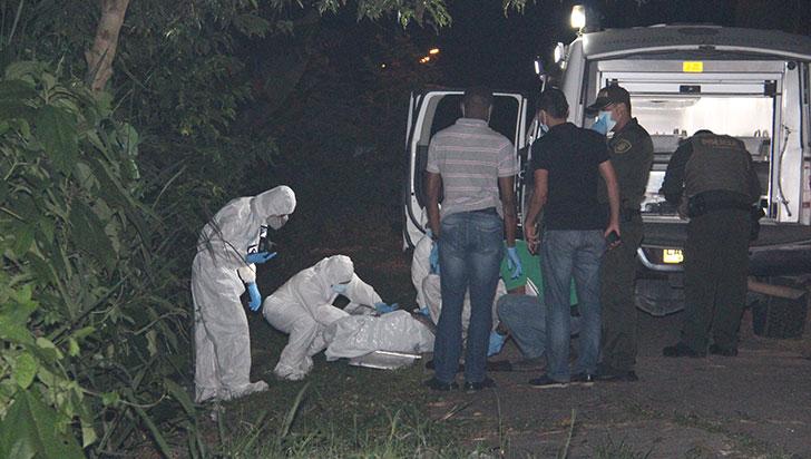Hallaron cadáver en barrio Marín de Montenegro