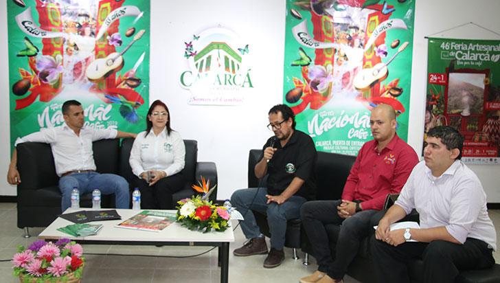 Celebración segura, la apuesta para la Fiesta Nacional del Café