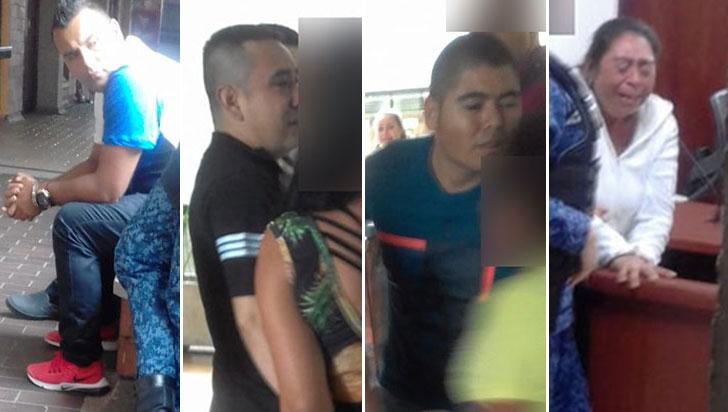 Condenados cuatro integrantes de la banda 'Los Payasos'