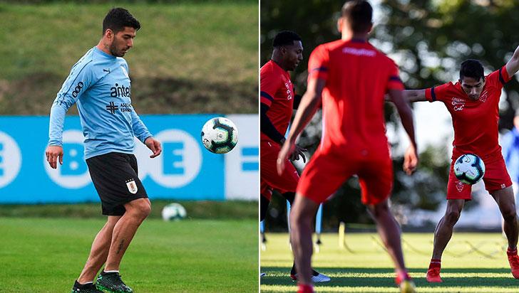 El favorito Uruguay debuta ante Ecuador con deuda continental