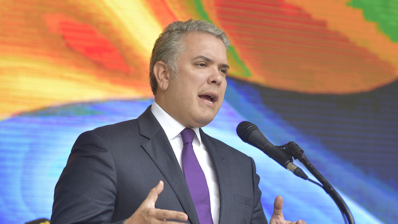 Duque inició visita a Europa para presentar oportunidades de inversión en Colombia