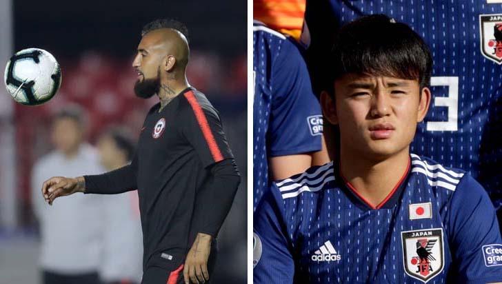 Chile iniciará defensa del título frente a Japón este lunes