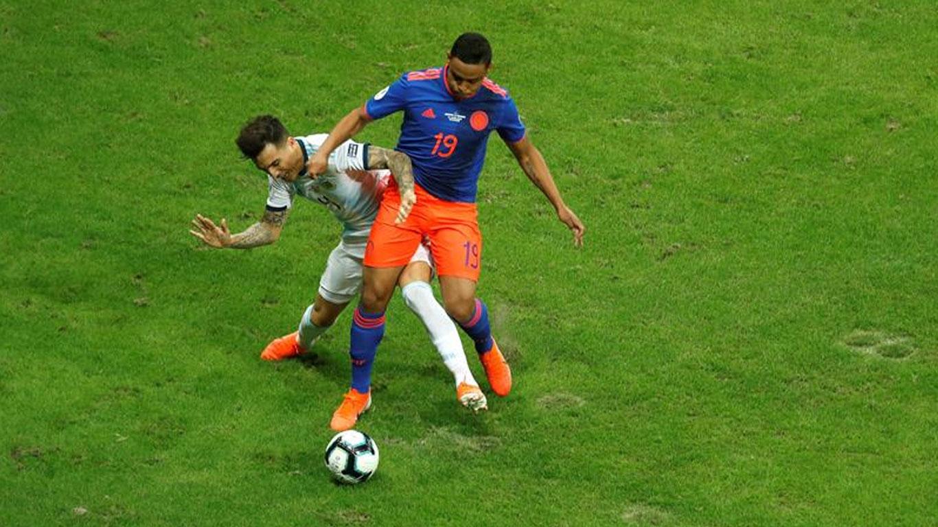 Muriel se pierde lo que resta de Copa América por lesión