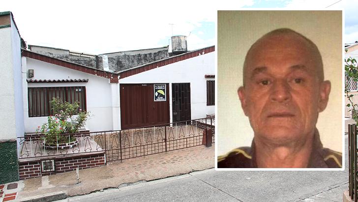 Hombre fue hallado sin vida en la habitación que arrendó en Las Acacias
