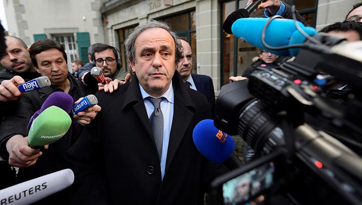 Michel Platini fue detenido en Francia por investigación sobre supuesta corrupción