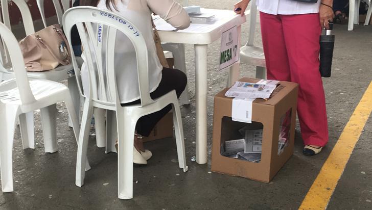 Con referendo, movimiento ciudadano busca derogar la JEP