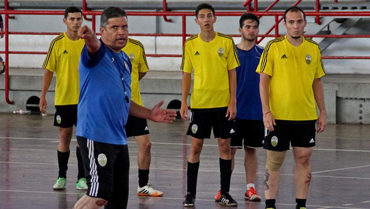 Josein Rodríguez, nuevo técnico de Tigres del Quindío