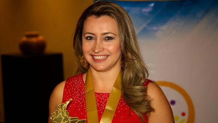 Alcaldesa de Calarcá, la más solidaria e incluyente de Colombia