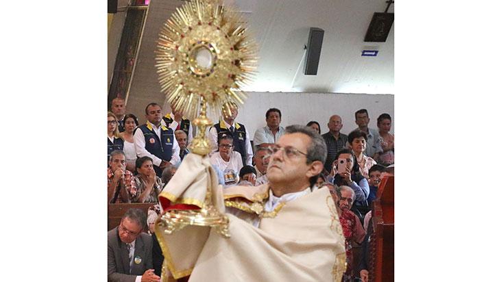 Celebración de Corpus Christi será este sábado